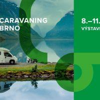 Zúčastníme se veletrhu Caravaning Brno, který proběhne od 8. 11. do 11. 11. 2018 na Brněnském výstavišti