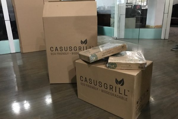 CasusGrill Display Box 12 ks